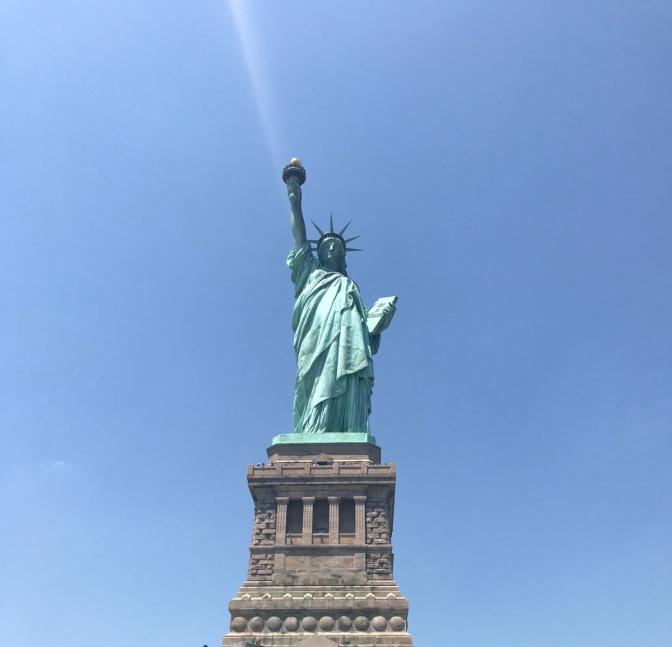 My Trip to New York!