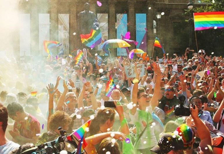 Australia-Votes-Yes-To-Same-Sex-Marriage