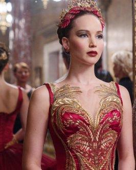 Dominika, the elegant dancing princess